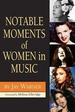 Notable Moments of Women In Music Hundreds of Facts About Woman Who Shaped Music