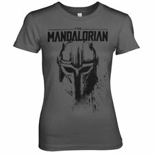Officially Licensed Star Wars - The Mandalorian Women's T-Shirt S-XXL Sizes