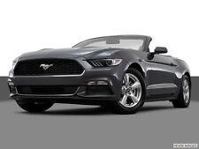 2015 Ford Mustang GT Premium Convertible 2-Door