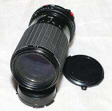Sigma 80-200mm f/4.5-5.6 Multi Coated Macro Zoom Lens for Canon FD mount cameras