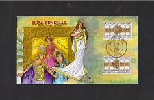 FDC USA  100th Birthday Rosa Ponselle Opera Singer Doris Gold H/P 105 Made 1997