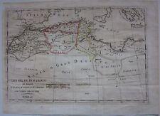 1803 STATI DEL RE DI MAROCCO Wil. Guthrie المغرب Morocco الجزائر Algeria Tunisia