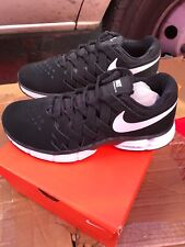 MEN'S NIKE LUNAR FINGERTRAP TR 4E(WIDE) TRAINING SHOES BLK/WHT 898065 001 Sz 13