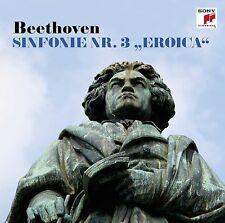 SINFONIE NR. 3 EROICA/SINFONIE NR. 1  CD NEUF BEETHOVEN,LUDWIG VAN
