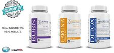 Garcinia Cambogia All Natural 100% HCA Forskolin 20% Detox Colon & Body Cleanse