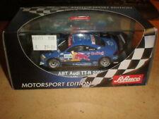 """Schuco 1/43  #04815 ABT Audi TT-R 2002 """"Karl Wendlinger""""   MIB"""