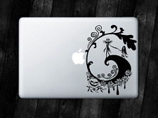 Jack Skellington Sticker Sally Decal Apple MacBook Mac iPad Laptop Car Window
