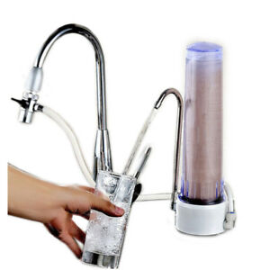 Doulton Ceramic Water Filter Set Bundle with Faucet Adapter