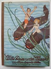 Wills Reise unter Wasser, Helmut Skarbina, Kinderbücher, Gerhard Stalling