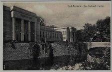 AK SW Bad Nauheim - Das Kerkhoff-Institut - um 1930