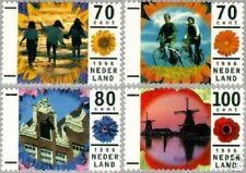 Nederland NVPH 1678-81 Vakantie 1996 Postfris