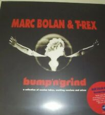"Marc Bolan & T.Rex ""Bump 'n' Grind"" Blue Vinyl LP - NEW AND SEALED RSD 2019"