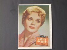 Hit Stars (R710-3), Topps Inc, #45 Janice harper, Set Break, VERY POPULAR SET