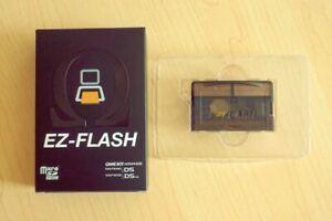 EZ FLASH Omega NEW  EZ4 GBA/SP/NDS GAME BOY ADVANCE - USA SELLER!!