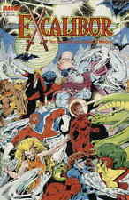 Excalibur: The Sword Is Drawn #1 VF/NM; Marvel | save on shipping - details insi