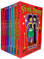 My Sister the Vampire Collection Sienna Mercer 8 Books Box Set Vol 1 to 8 Pack