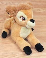 Authentic Disney Store Exclusive Original Stuffed Plush Bambi Animal Only
