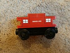 Thomas the Train/Thomas & Friends Sodor Line Caboose Wood Car