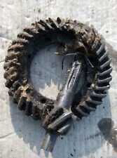 Differential crown wheel 8/37 set (pair) URAL(650cc), DNEPR, M72, K750. Original