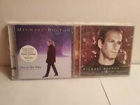 Lot of 2 Andrea Bocelli CDs: Aria, Viaggio Italiano