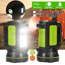 Red//Green//Blue Beam Light LED Flashlights Night Vision Torch For Camping R F4