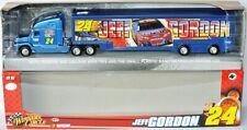 2008 HM NASCAR HAULER TEAM TRANSPORTER * DUPONT * Jeff Gordon - 1:64