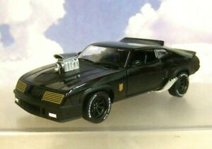 "1/24 GREENLIGHT 1973 FORD FALCON XB LAST OF THE V8 INTERCEPTORS ""MAD MAX"" BLACK"