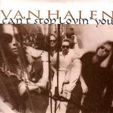 CD SINGLE VAN HALENCan't stop lovin' you Australian 4-track CARD SLEEVErare