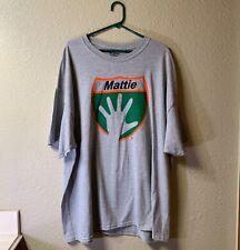 MATTIE 5 - Pro PUTT-PUTT & MINI-GOLF - Mens 3XL (Triple Extra Large) T-Shirt