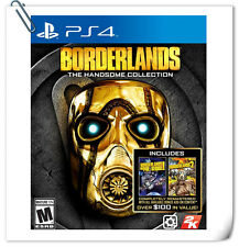 2 IN 1 PS4 Borderlands: The Handsome Collection Sony Shooting 2K Games