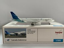 Herpa Wings 1:500 Garuda Indonesia A330-200 PK-GPJ 515795 Limited Edition
