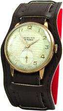 Hislon Handaufzug Herren Armbanduhr vintage manual winding men's watch 17Jewels