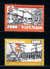 N.551-Vietnam- Hydroelectric power station ( Hoa Binh and Tri An) set 2 1988