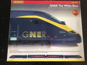Hornby  GNER the white rose train pack