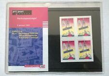 """Nederland PTT postzegelmapje 162 """"Verhuispostzegel"""" 1997"""