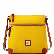 Dooney & Bourke Pebble Grain Crossbody Shoulder Bag