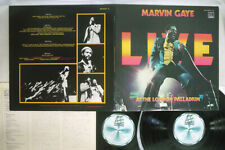 MARVIN GAY LIVE AT THE LONDON PALLADIUM VIP-9521/2 Japan VINYL 2LP