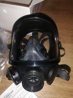 Atemschutzmaske GASMASKE Sammler DEKO Endzeit Larp Fernez Maske