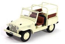 ITALIAN AZ17 FIAT-JEEP 1952 Crema Scala 1/43 nella confezione a bolla-T48 POST