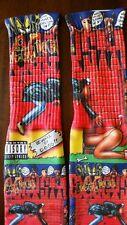Custom Snoop Dog Doggy style dry fit socks X III IV V oreo gamma infared
