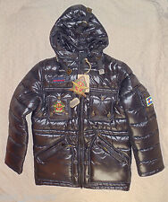 Parka Puffer Extreme Weather Large Black WIGGYs Lofty Insulated Long Womens Coat