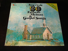 "FRED BOCK 50 Favorite Hymns..(1972,12""Vinyl DBL LP,Heart Warming,R3102) SEALED"