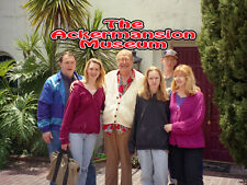 Visit Forest J. Ackerman in 1995 at His Ackermanison Museum-See Him at His Best!