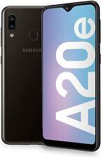 SAMSUNG GALAXY A20E BLACK INFINITY V DISPLAY DOPPIA FOTOCAMERA 32GB 3GB RAM TIM