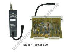 Studer 1.950.655.00 - para d950s panel/sprechstelle