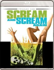 Scream And Scream Again Blu-Ray - TWILIGHT TIME - Limited Vincent Price - NEW