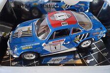 Bburago Burago Modellauto 1:18 Renault Alpine A 110 Berlinette Nr. 1 *in OVP*