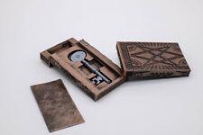Supernatural Men of Letters Bunker Box Replica Prop