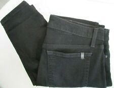 JOE'S Womens Black Stretch Denim Mid Rise NIKITA SKINNY ANKLE Jeans - 31