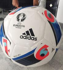 """adidas Beau Jeu EURO 16 JUMBO Ball AY8152 Fußball Riesenball """"Sammlerstück"""" NEU"""